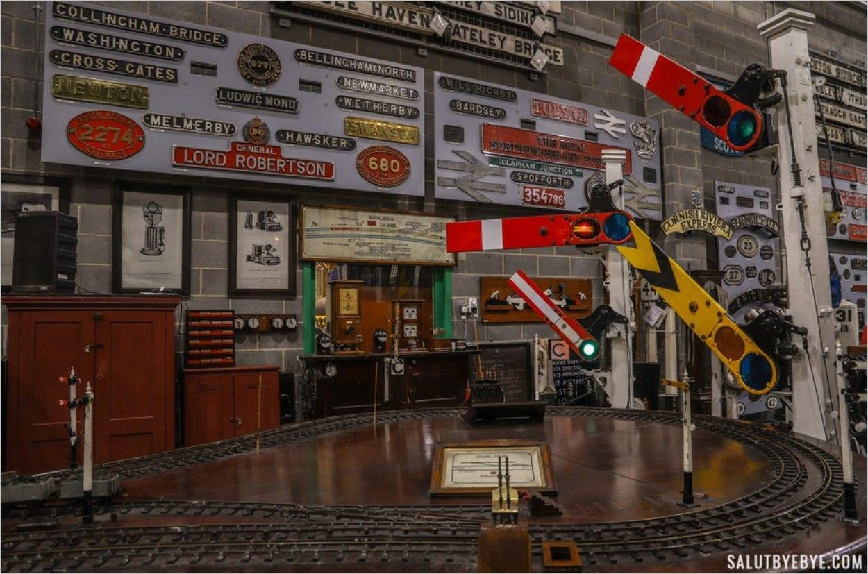 National Railway Museum, York, Angleterre