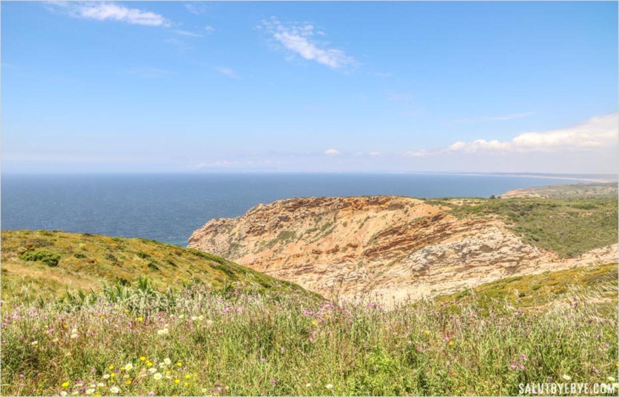 La beauté du Cabo Espichel au Portugal