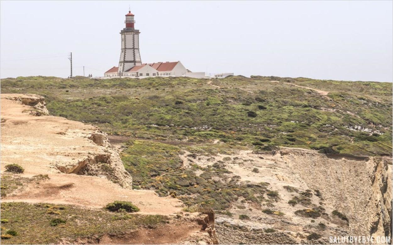 Phare du Cap Espichel au Portugal