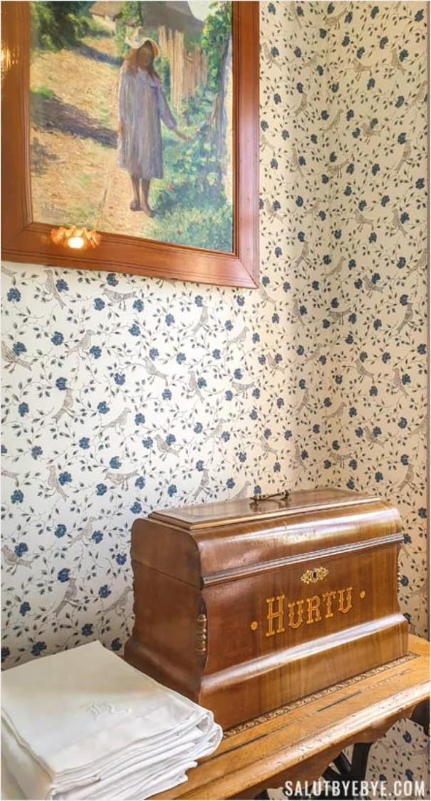 Le cabinet de couture d'Alice Monet
