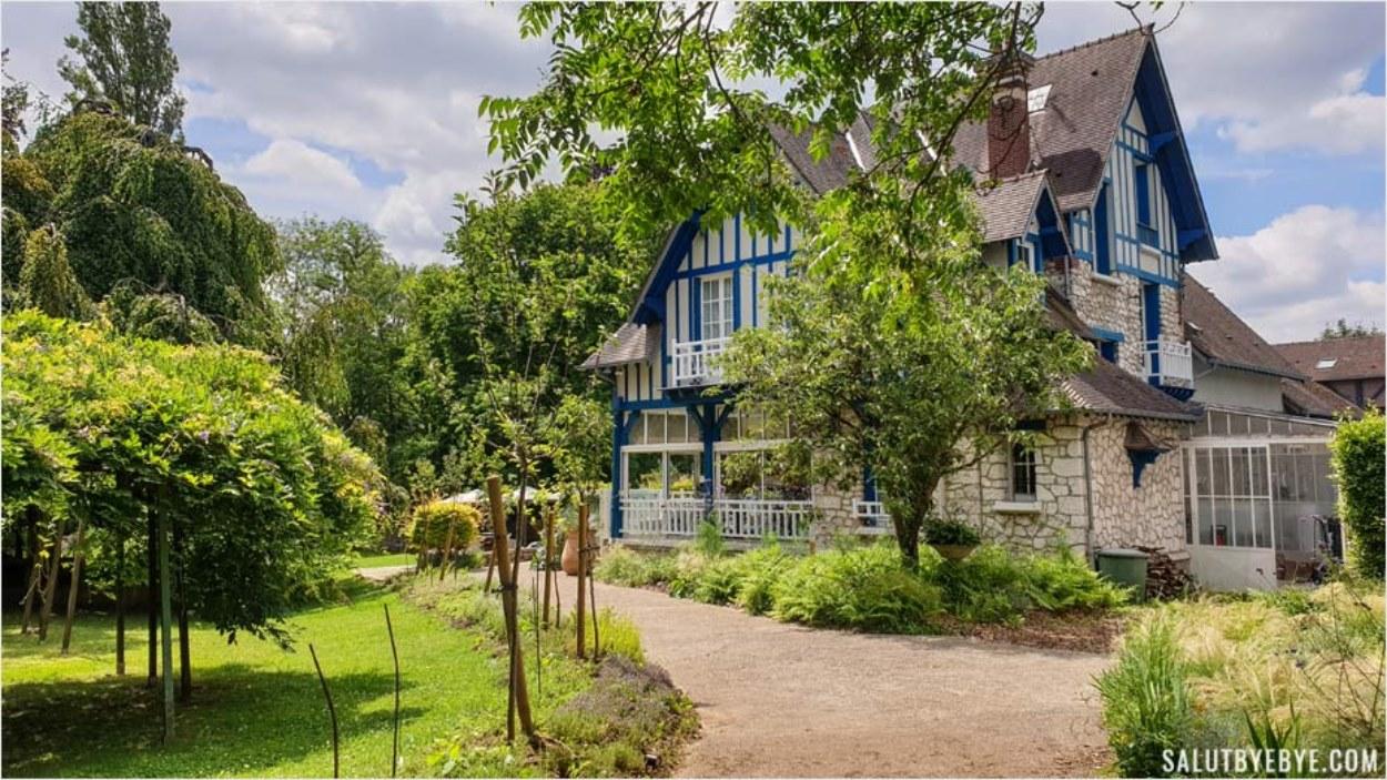 Le Jardin des Plumes, bonne adresse à Giverny