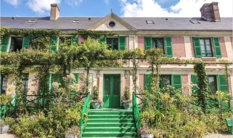 Visiter la maison de Monet à Giverny et les jardins de Monet