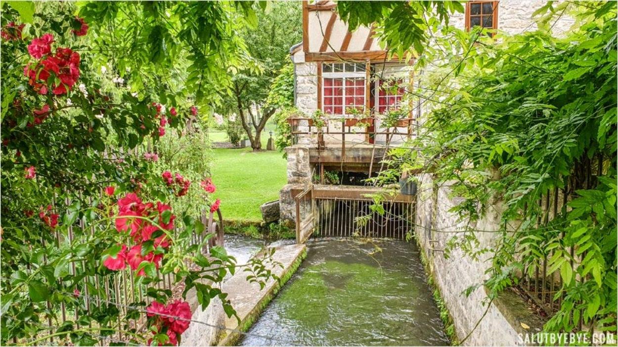 Moulin des Chennevières à Giverny