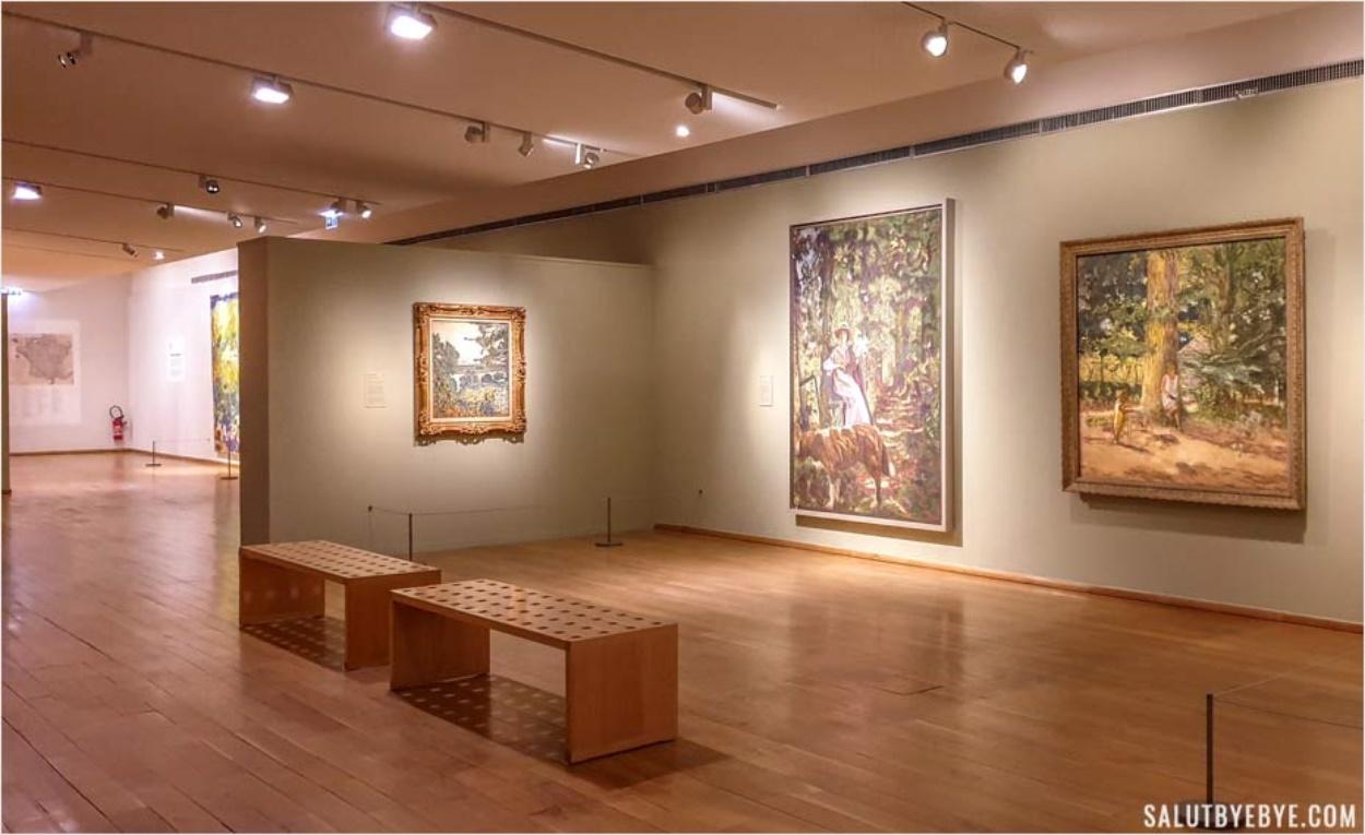 Musée des Impressionnismes à Giverny