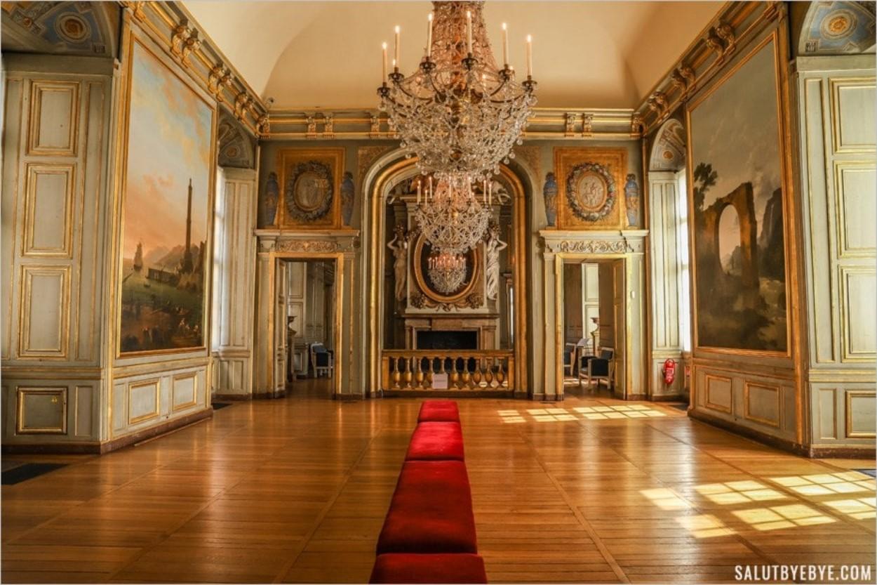 Salle de bal de l'appartement du Roi