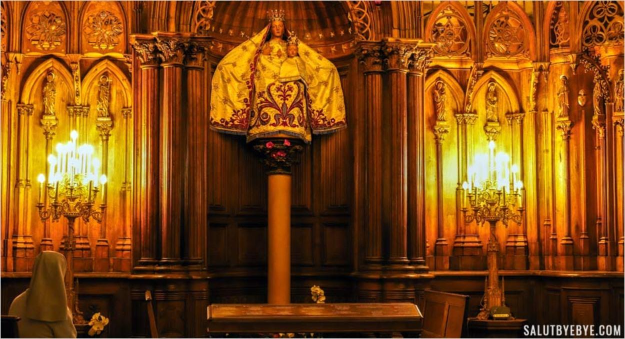 Chapelle Notre-Dame du Pilier à Chartres